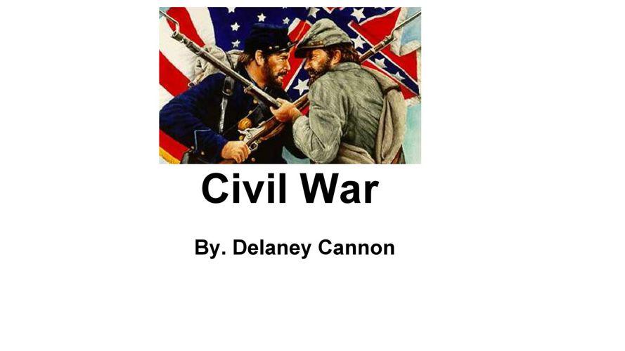 Slides for informational books - Delaney Cannon
