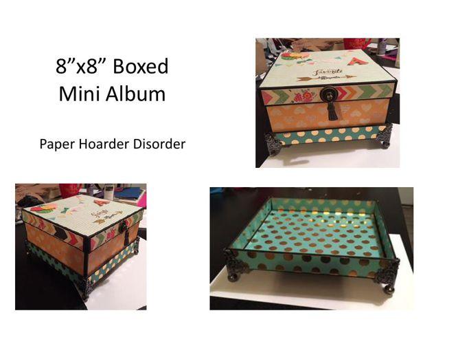 Austyn's Boxed Mini Album