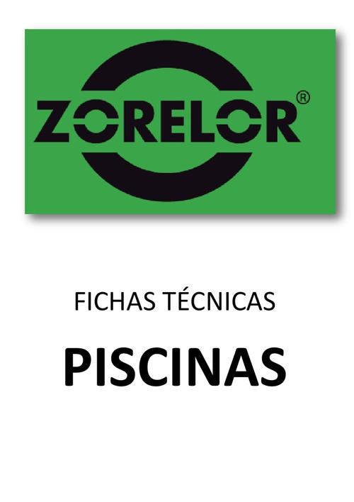 Fichas Piscinas