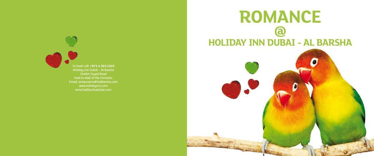Romance@Holiday Inn Dubai - Al Barsha