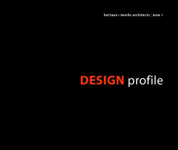 BIA Design Profile | Book 1