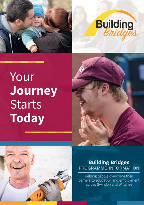 Building Bridges A5 Brochure Digital