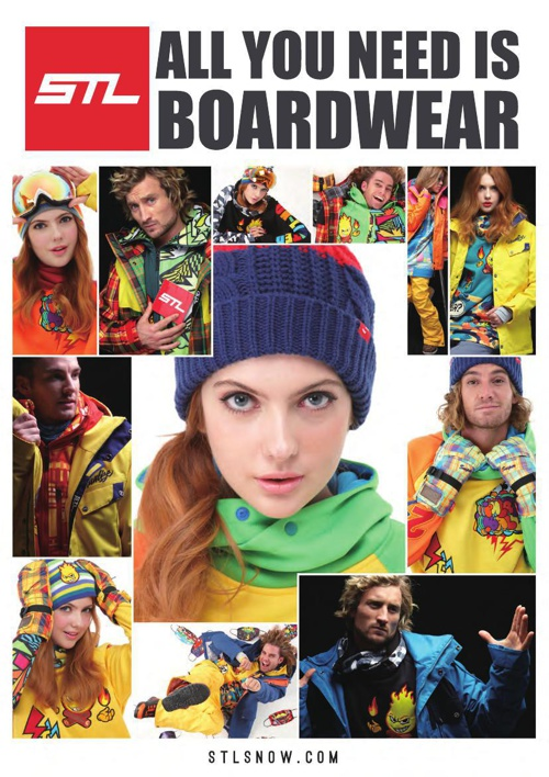 1314 snowboardjackets snowboardpants catalogue