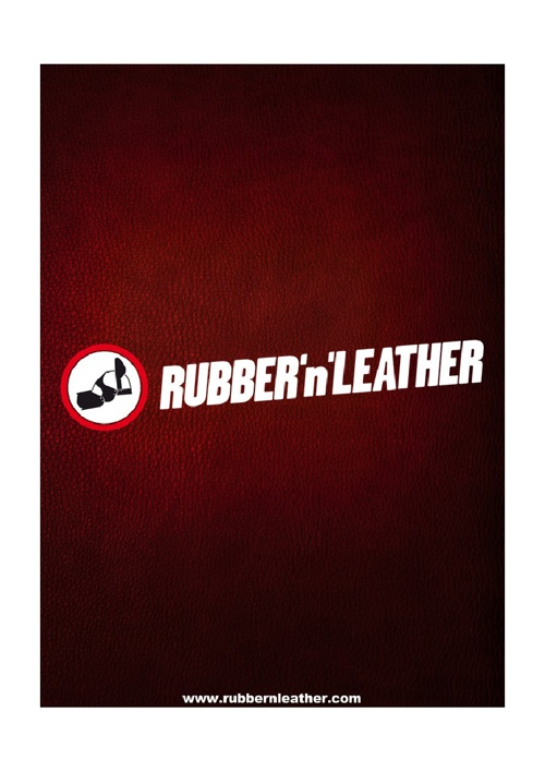 Medias Rubber N Leather