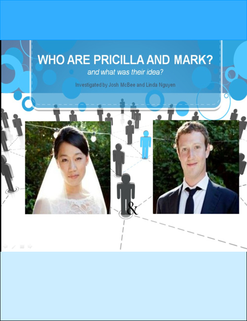 Pricilla + Mark