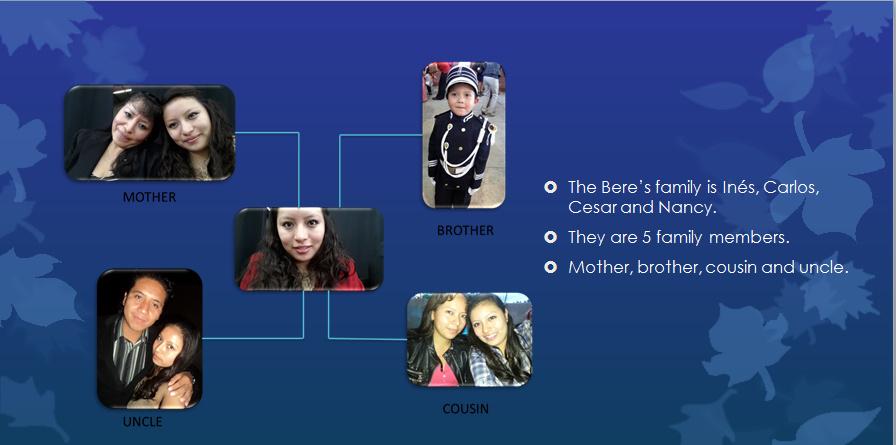 BERES'S FAMILY