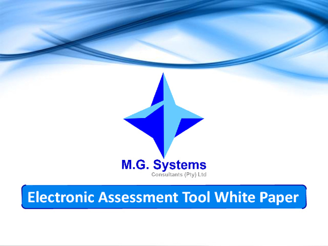 M.G. Systems EAT White Paper