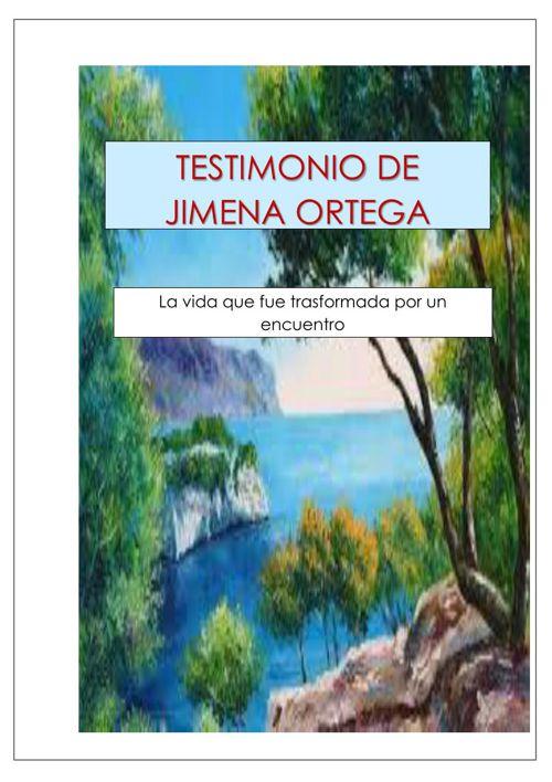 libro bibliografia de jimena
