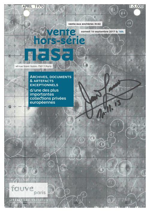 FauveParis   Vente hors-série NASA   16 septembre 2017