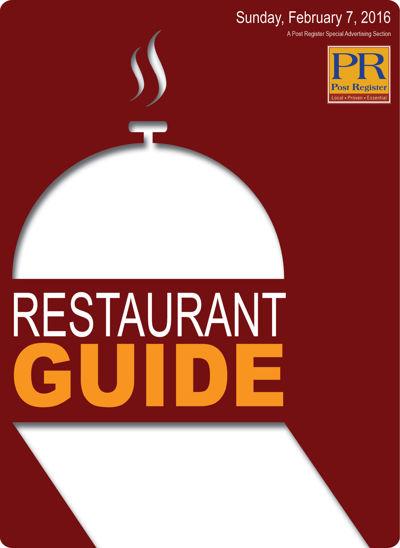 Restaurant Guide 2016