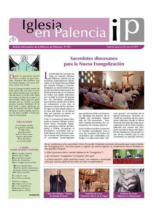 Iglesia en Palencia - 575