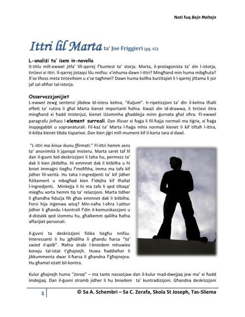 Ittri lil Marta
