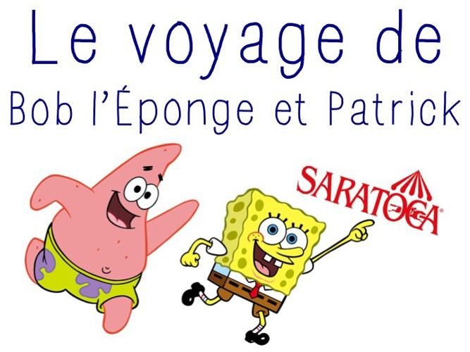 Le voyage de Bob l'Éponge et Patrick