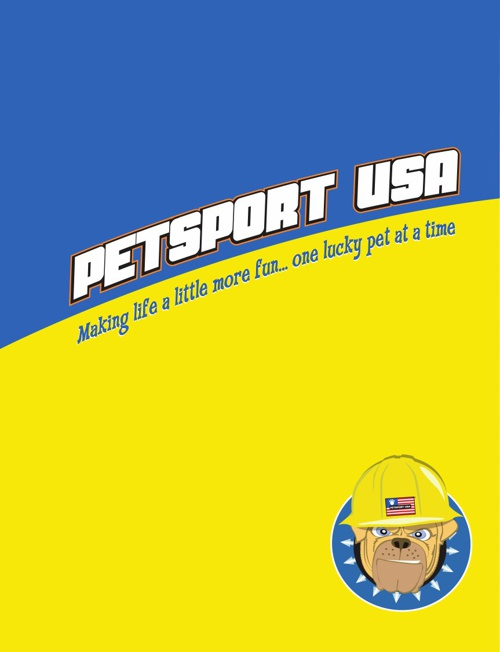 2013 Petsport USA Product Catalog