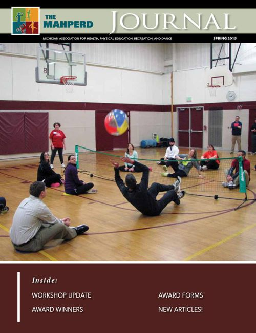 MAHPERD Journal Spring 2015