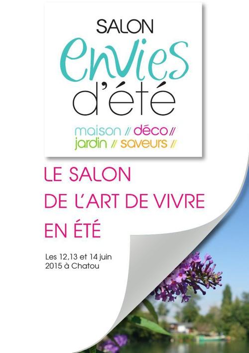 D pliant 3 volets salon by crussaire flipsnack for Le salon chatou