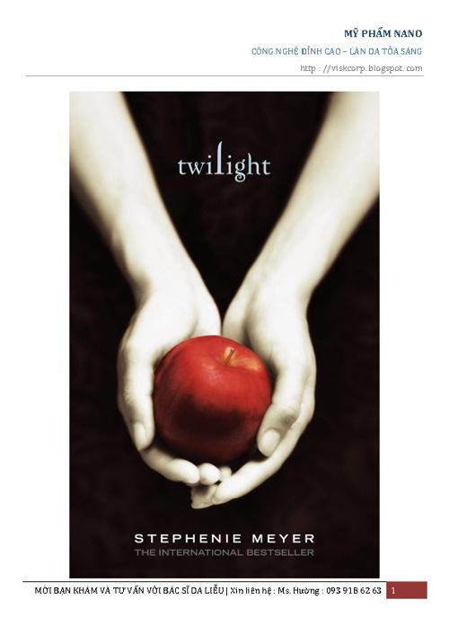 Chạng Vạng (Twilight)