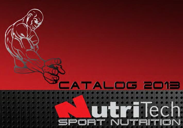 CATALOG NUTRITECH PLATINUM - 2013