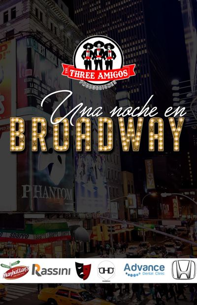 Una Noche en Broadway