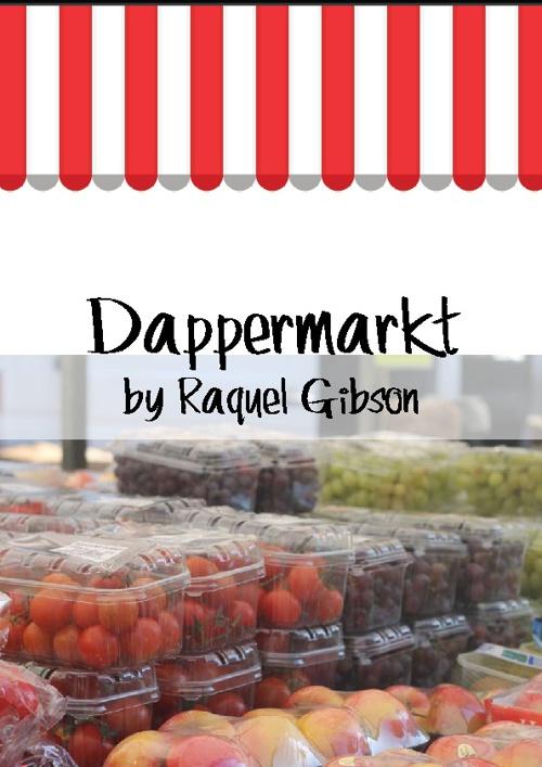 Dappermarkt Designbook