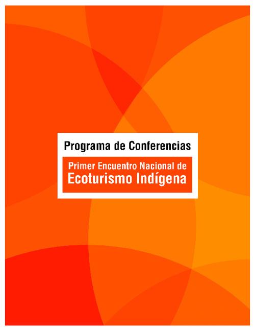 Programa Cdi 2012 - Conferencias