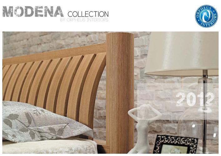 The Modena Collection - Orpheus Interiors   Furniture Bulgaria