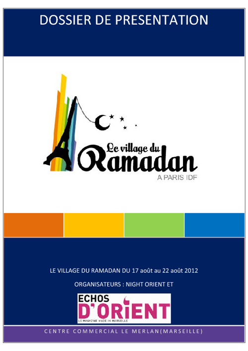 Village du Ramadan