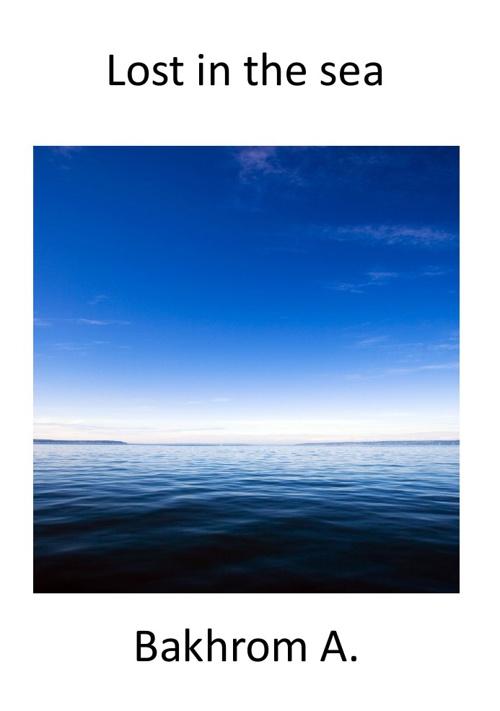 Lost in the sea
