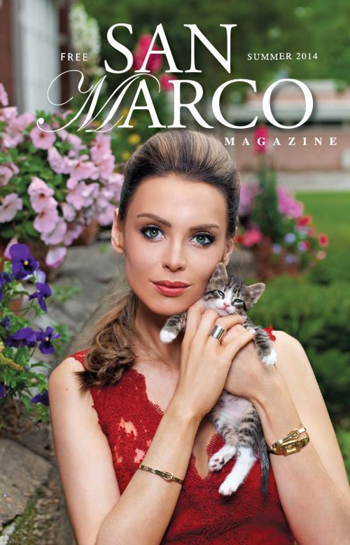 San Marco Magazine - Summer 2014