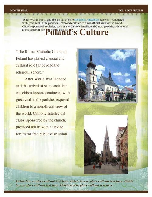 Polands Culture