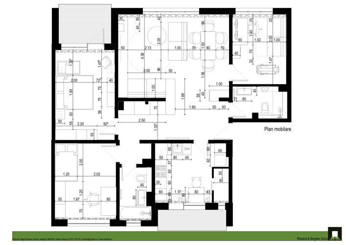 Planse faza mobilier