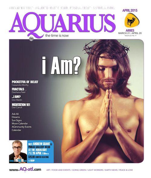 Aquarius Magazine - April 2015