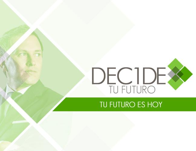 Decide tu futuro