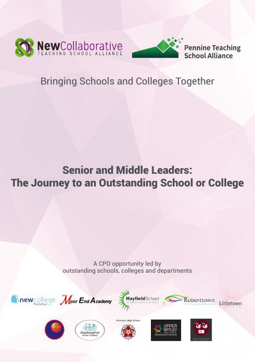 Senior & Middle Leaders: The Journey to Outstanding