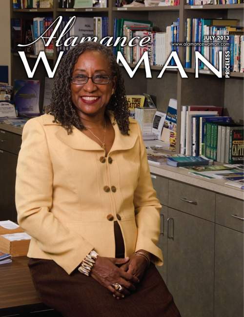 Alamance Woman Magazine - July 2013 - FINAL 6-28-13