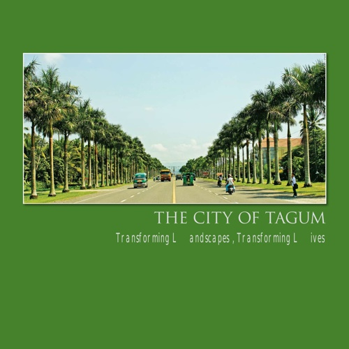 Tagum City Coffee Table Book