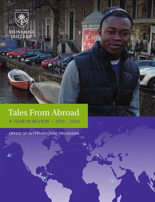 Tales from Abroad 2013-2014