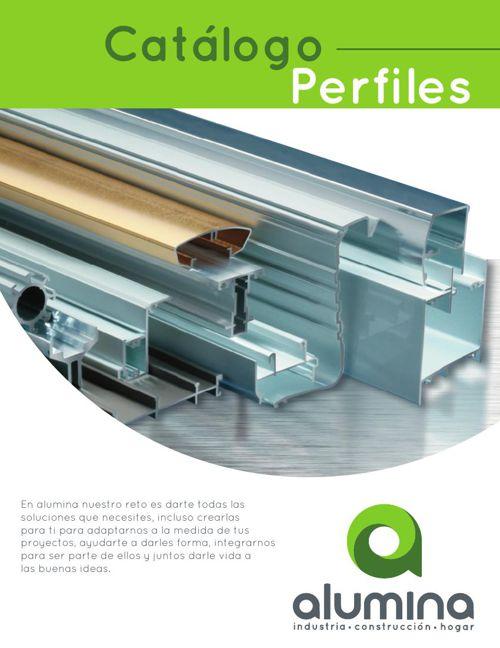 Catálogos Alumina