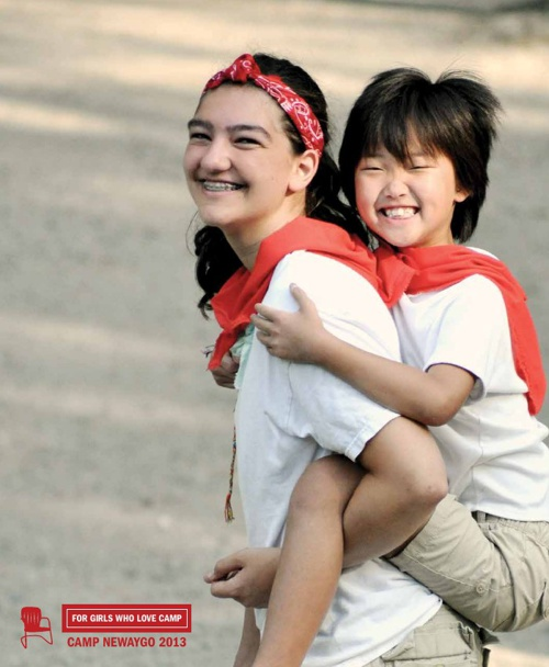 Camp Newaygo Resident Camp Brochure 2013