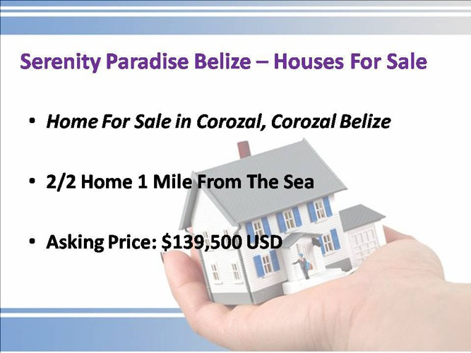 Building lots for sales Belize