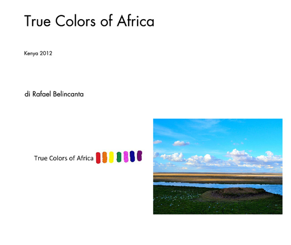 true colors of africa