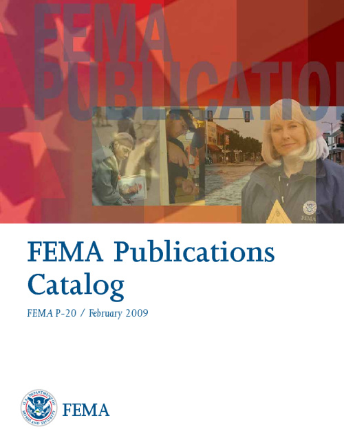 FEMA Resource Catalog