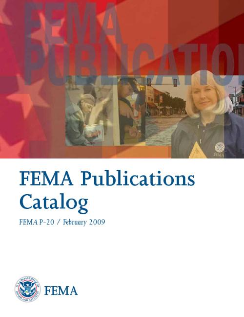 FEMA Resource Catalog