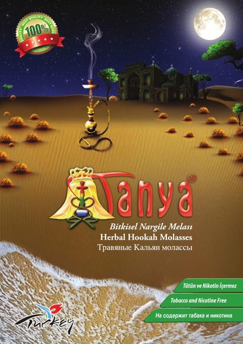 Tanya Herbal Catalog 2013