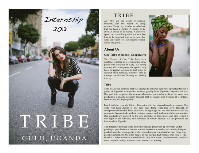 Tribe Designs Internship Pamphlet1