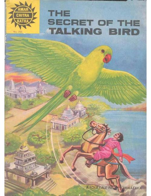 Secret of Talking Bird
