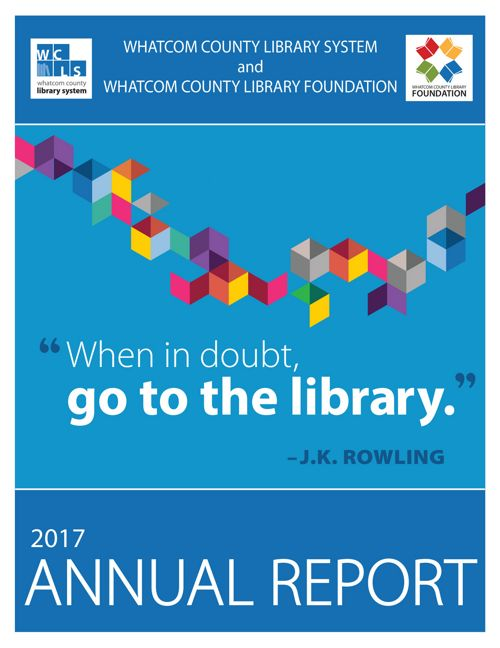 2017 WCLS Annual Report