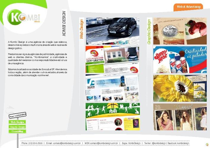 Apresentação Kombi Design