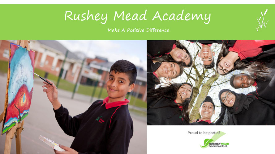 Prospectus - Rushey Mead Academy