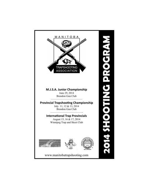 2014 MTA Program book